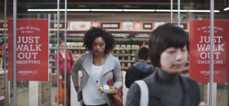 Amazon Go: Just Walk Out Technology