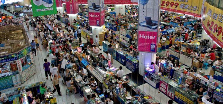 ShenZhen: Inside the world's craziest gadget market