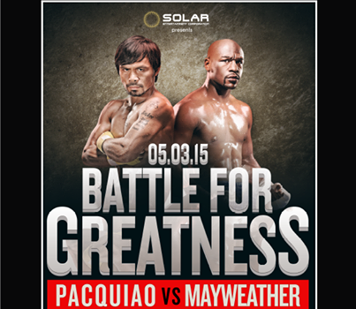 Where to watch Pacquiao-Mayweather pay per view