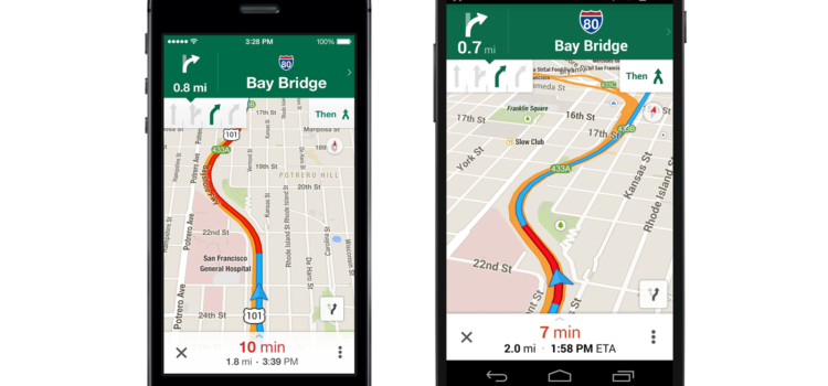 What's new for Google Maps? 6 new features for iOS and Android!