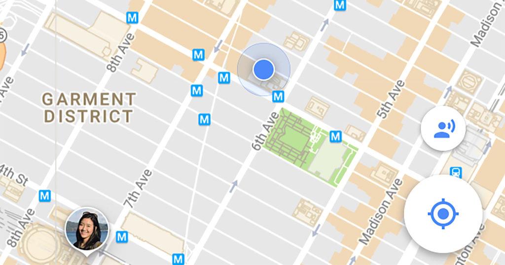 pick up location uber grab