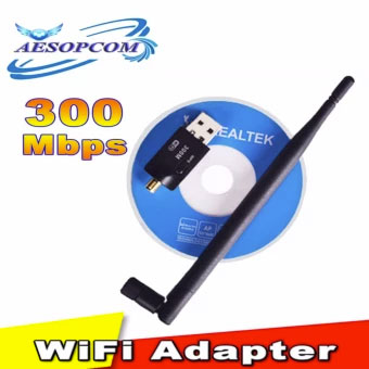Review of 300Mbps Wireless USB 2.0 Aesopcom