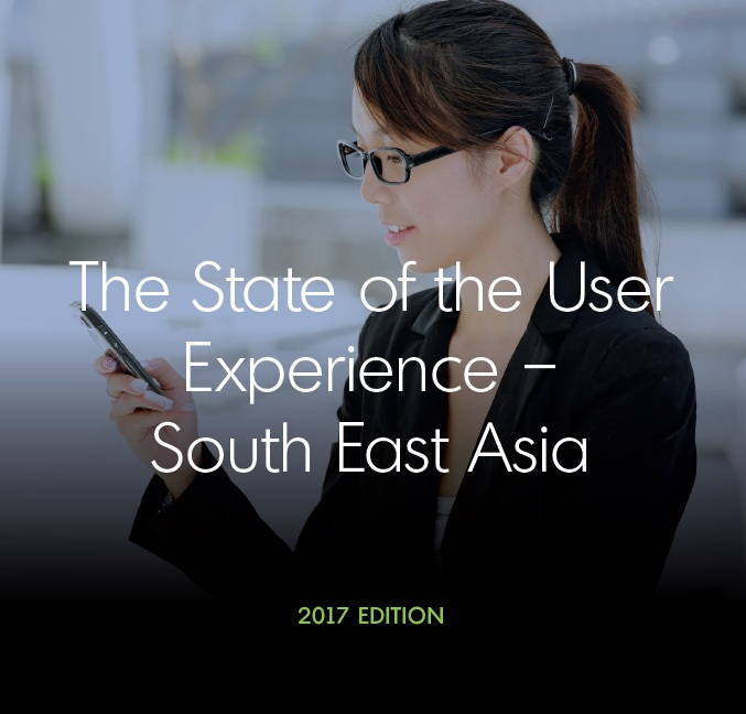 state of user experience sout east asia