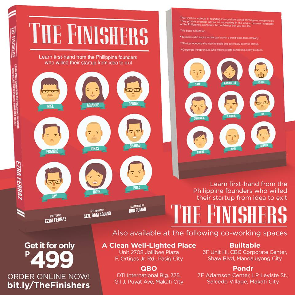 the finisher book review